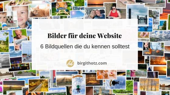 Bilder für Deine Website – in diesen 6 Bilddatenbanken wirst Du garantiert fündig