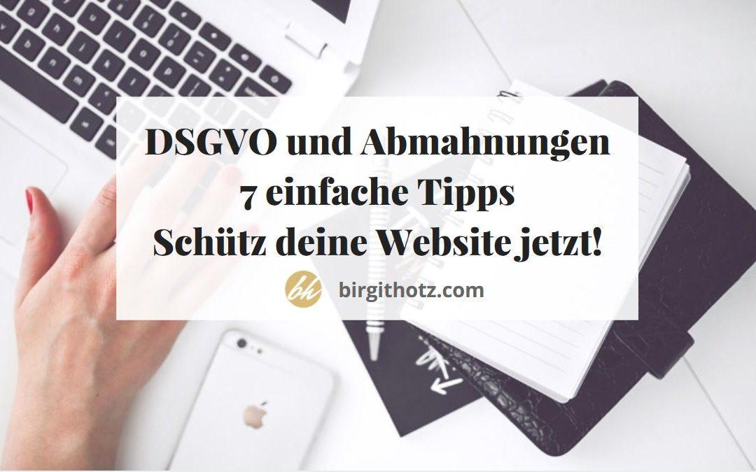 Schütze Deine Wordpress Website Vor Teuren Abmahnungen 7 Tipps