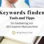 Keywords finden – Tools und Tipps