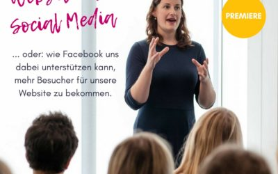 Facebook Marketing Tipps für mehr Websitebesucher – Interview mit Katrin Hill